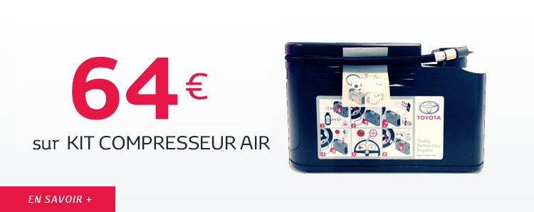 Kit compresseur air 64€