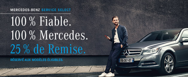 Mercedes-Benz Service Select