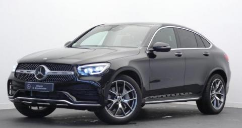Occasion MERCEDES-BENZ GLC Coupe GLC Coupe 300 d 245ch AMG Line 4Matic 9G-Tronic