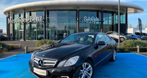 Occasion MERCEDES-BENZ Classe E Coupe Classe E Coupe 250 CDI Executive BE BA