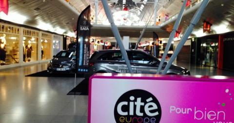 Expo à la Cité Europe