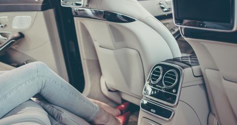 Une Mercedes exceptionnelle... la MayBach