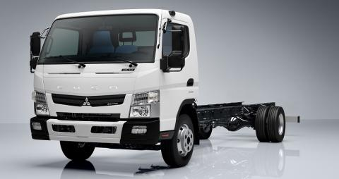Fuso Canter 8.55t