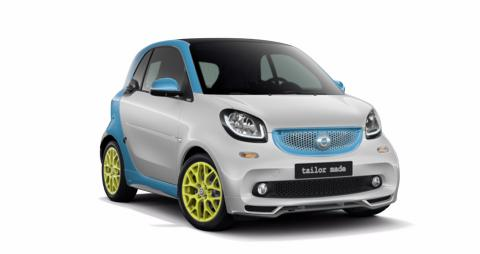 fortwo Brabus tailor made