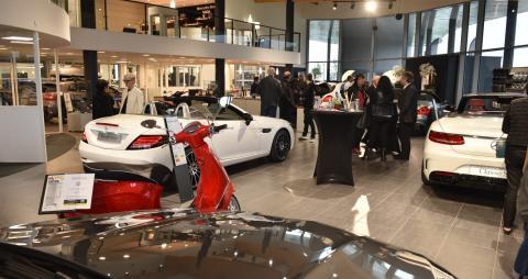Valenciennes : Présentation des Cabriolets