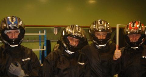 Karting sur Glace à Cholet