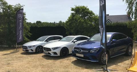 SAGA Mercedes partenaire de la Homard Feest