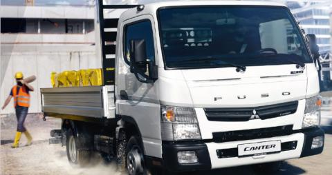Offre spéciale Artisan : Fuso Canter Classic