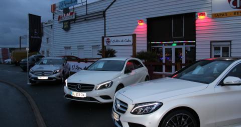 Les bonnes résolutions by SAGA Mercedes-Benz