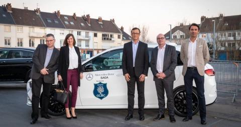 SAGA Dunkerque - Soirée de lancement GLBC