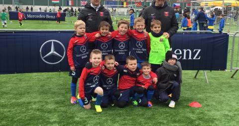 SAGA & le club de foot de Cambrai