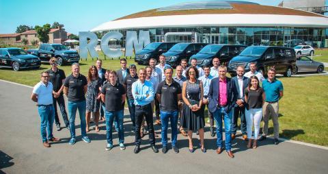 La Roche-sur-Yon : Livraison au Team Sodebo Voile