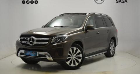 Occasion MERCEDES-BENZ GLS GLS 400 333ch Executive 4Matic 9G-Tronic