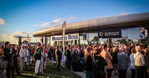 Inauguration de SAGA Les Sables d'Olonne