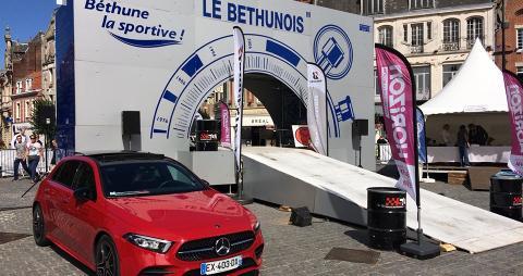 Béthune - 42ème Rallye du Béthunois