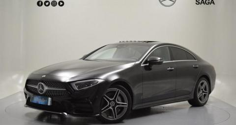 Occasion MERCEDES-BENZ Classe CLS Classe CLS 400 d 340ch AMG Line+ 4Matic 9G-Tronic Euro6d-T