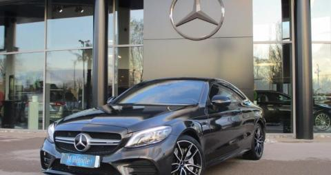 Occasion MERCEDES-BENZ Classe C Coupe Classe C Coupe 43 AMG 390ch 4Matic Speedshift TCT AMG Euro6d-T