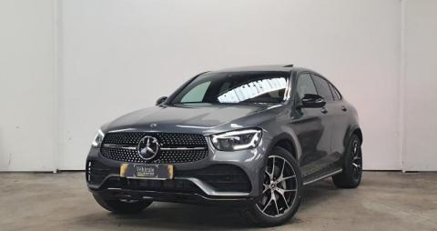 Occasion MERCEDES-BENZ GLC Coupe GLC Coupe 300 e 211+122ch AMG Line 4Matic 9G-Tronic Euro6d-T-EVAP-ISC
