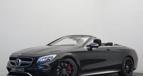 Occasion MERCEDES-BENZ Classe S Cabriolet Classe S Cabriolet 63 AMG 4Matic Speedshift MCT AMG