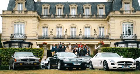 Champagne-Ardenne -  Rallye AMG-Classic