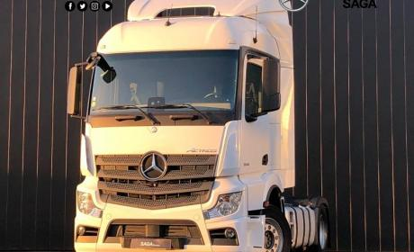 Mercedes-benz Actros II