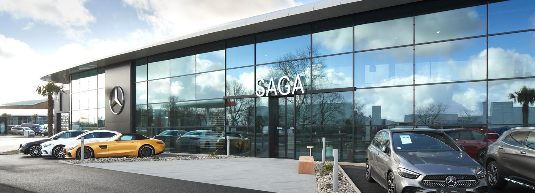 SAGA La Roche-sur-Yon