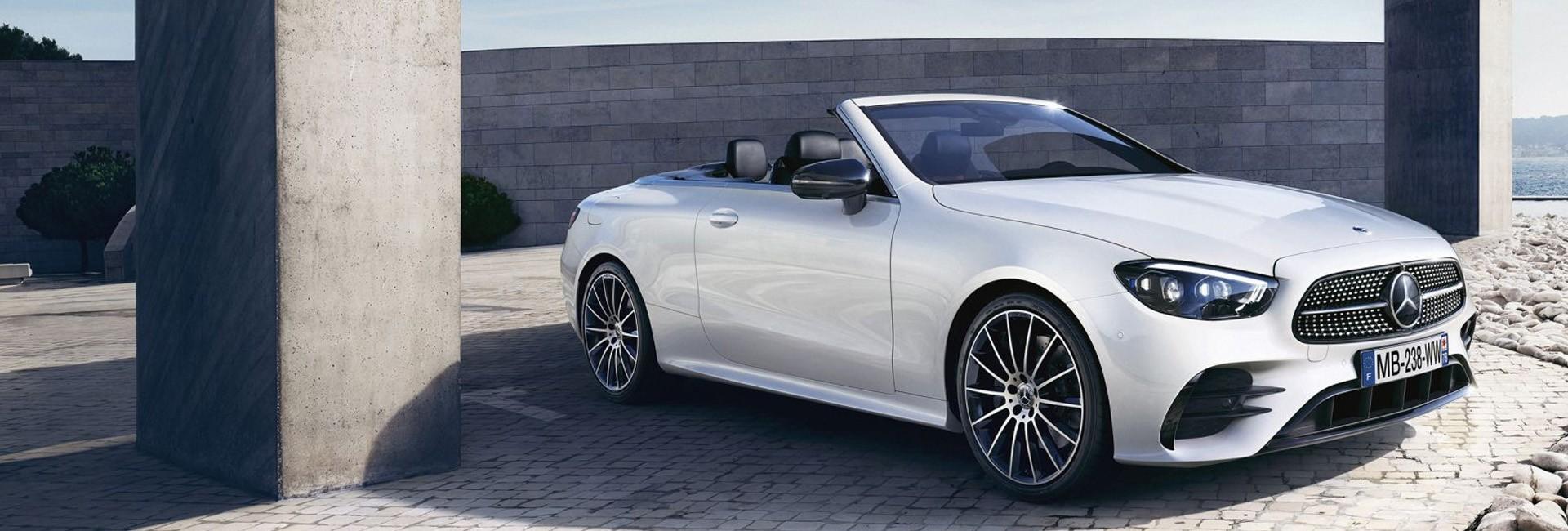 Nouvelle Classe E Cabriolet