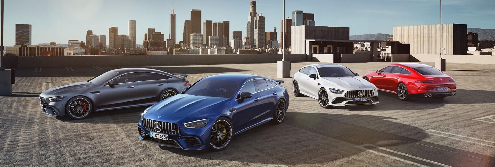 AMG GT Coupé 4 Portes